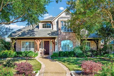 Plano Single Family Home For Sale: 5605 Malone Drive