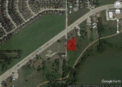 Little Elm Commercial Lots & Land For Sale: 706 Hillside Drive