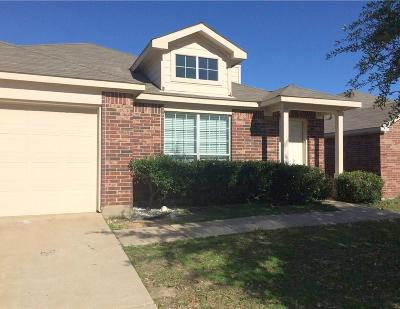 Terrell Single Family Home Active Contingent: 123 Jackson Drive