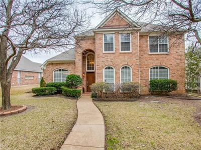 Richardson Single Family Home Active Option Contract: 4412 Taylor Lane