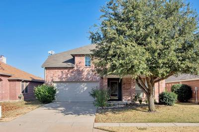 Little Elm Single Family Home For Sale: 1413 Sparrow Drive