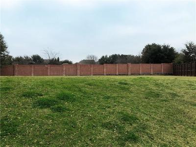 Denton County Residential Lots & Land For Sale: 4012 Memorial Court