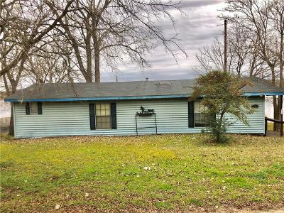 Coolidge, Mexia, Mount Calm Single Family Home For Sale: 483 Lcr 377
