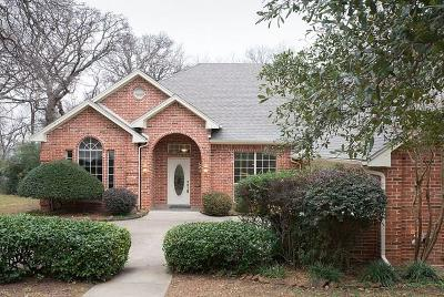 Denton Single Family Home For Sale: 1007 Santa Fe Street