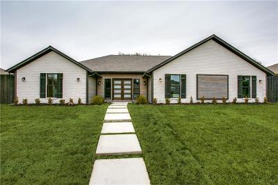 Dallas, Fort Worth Single Family Home For Sale: 16919 Park Hill Drive