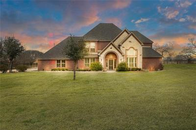 Terrell Single Family Home Active Kick Out: 7644 Fall Creek Road