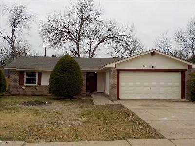Garland Single Family Home For Sale: 1202 Shorehaven Drive