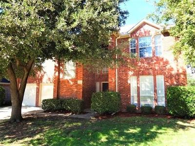 Flower Mound Residential Lease For Lease: 4821 Summit Circle