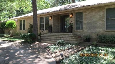 Hamilton TX Single Family Home Active Option Contract: $198,000