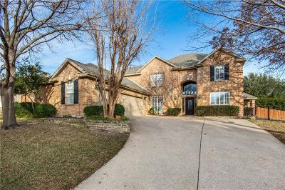 McKinney Single Family Home For Sale: 2700 Parkside Lane