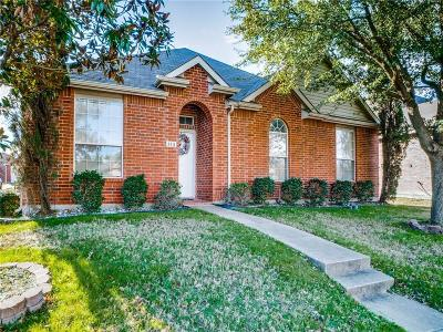 Garland Single Family Home For Sale: 4414 Alderney Drive