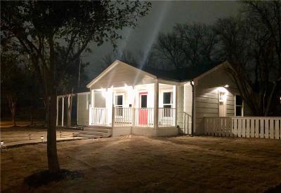 McKinney Single Family Home For Sale: 806 N Bradley Street N