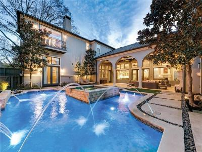 Dallas County Single Family Home For Sale: 5003 Horseshoe Trail