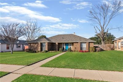 Plano Single Family Home For Sale: 1401 Minter Road