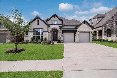 McKinney Single Family Home For Sale: 7800 Krause Springs
