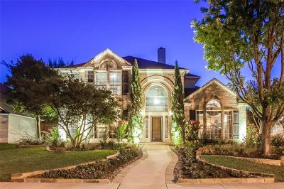 Frisco Single Family Home For Sale: 5501 Plantation Lane