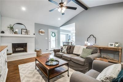 Grapevine Single Family Home Active Option Contract: 2955 Mesa Verde Trail
