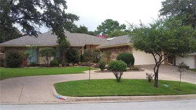 Arlington Single Family Home Active Option Contract: 5611 Trail Crest Drive