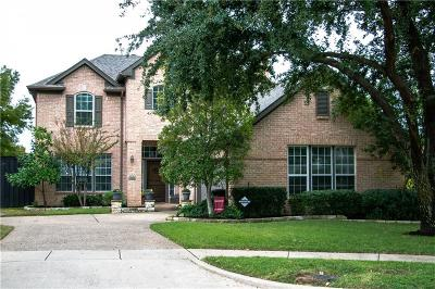 Coppell Single Family Home For Sale: 408 Westlake Court