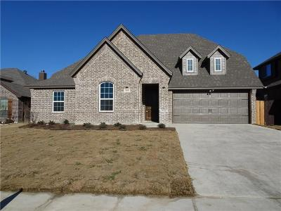 Aledo Single Family Home For Sale: 548 Sagebrush Court