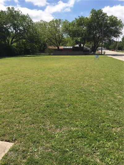 Denton Residential Lots & Land For Sale: Tbd Malone And Broadway