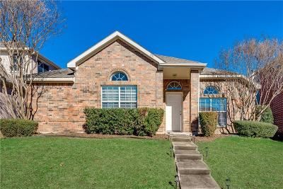 Allen Single Family Home For Sale: 811 Heritage Parkway S
