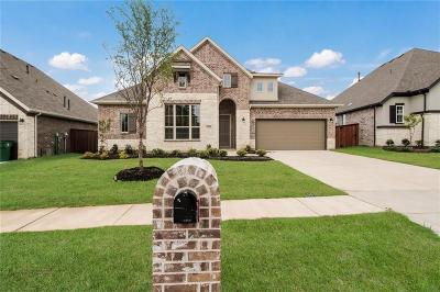 Mckinney Single Family Home For Sale: 7804 Krause Springs Road