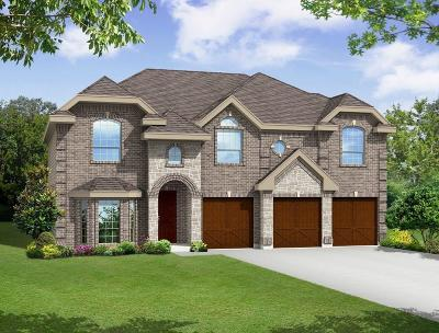Fort Worth Single Family Home For Sale: 5217 Bow Lake Trail