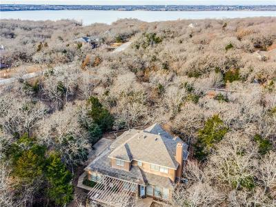 Oak Point Single Family Home Active Option Contract: 751 Majestic Oaks Drive