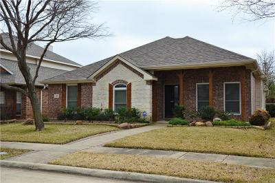 Allen Single Family Home For Sale: 1718 Woodstream Lane