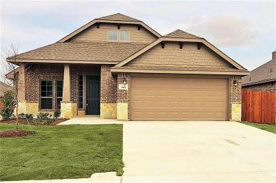 Waxahachie Single Family Home For Sale: 241 Old Settlers Trail