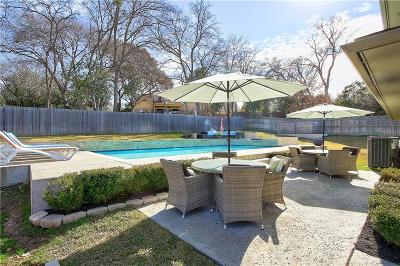 Fort Worth Single Family Home For Sale: 1409 Ems Road E
