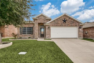 Forney Single Family Home For Sale: 2010 Crosby Drive