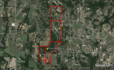 Parker County Farm & Ranch For Sale: Tbd 28 Sweet Springs Road