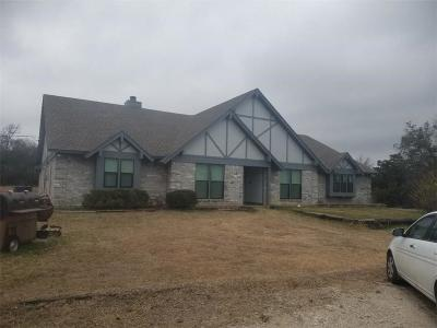Weatherford Single Family Home For Sale: 2384 Green Branch Road