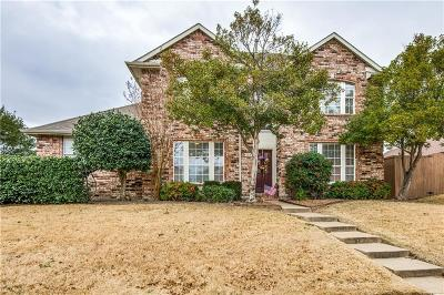 Frisco Single Family Home For Sale: 5705 Charleston Drive