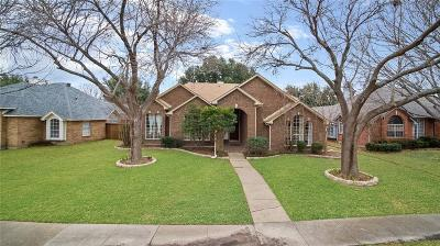 Plano Single Family Home For Sale: 3704 Longbow Lane