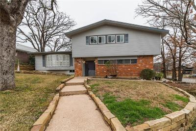 Denison Single Family Home Active Option Contract: 1830 W Hull Street