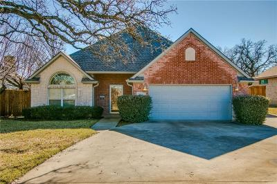Irving Single Family Home Active Option Contract: 3832 W Pioneer Drive