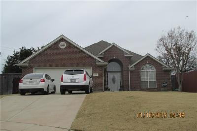 Corinth TX Single Family Home For Sale: $276,900