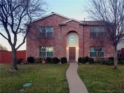 Allen Single Family Home For Sale: 907 Meadowgate Drive