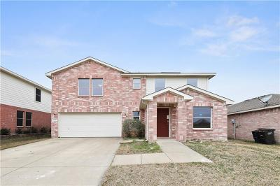 Single Family Home For Sale: 13809 Canyon Ranch Road
