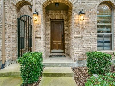 Frisco Townhouse For Sale: 6767 Livorno Lane