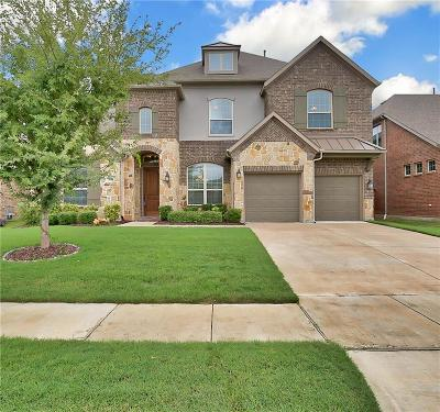 McKinney Single Family Home For Sale: 7508 Sabine Drive