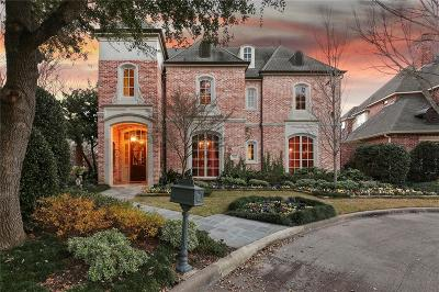 Dallas County Single Family Home Active Option Contract: 6924 Oak Manor Drive