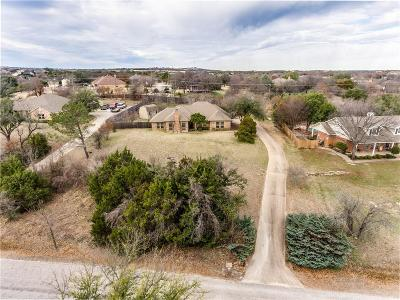 Aledo Single Family Home Active Option Contract: 137 Deer Creek Drive