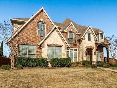 Carrollton Single Family Home For Sale: 3900 Aquatic Drive