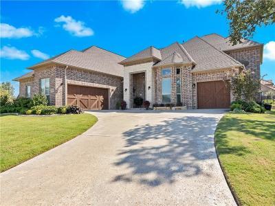 Flower Mound Single Family Home For Sale: 6632 N Via Italia Drive