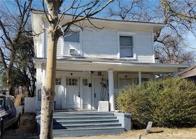 Dallas County Multi Family Home For Sale: 1719 Pine Street