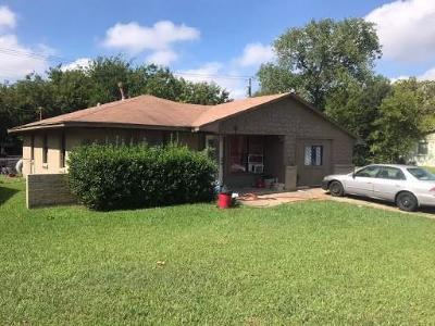 Mesquite Single Family Home For Sale: 1635 Lee Street